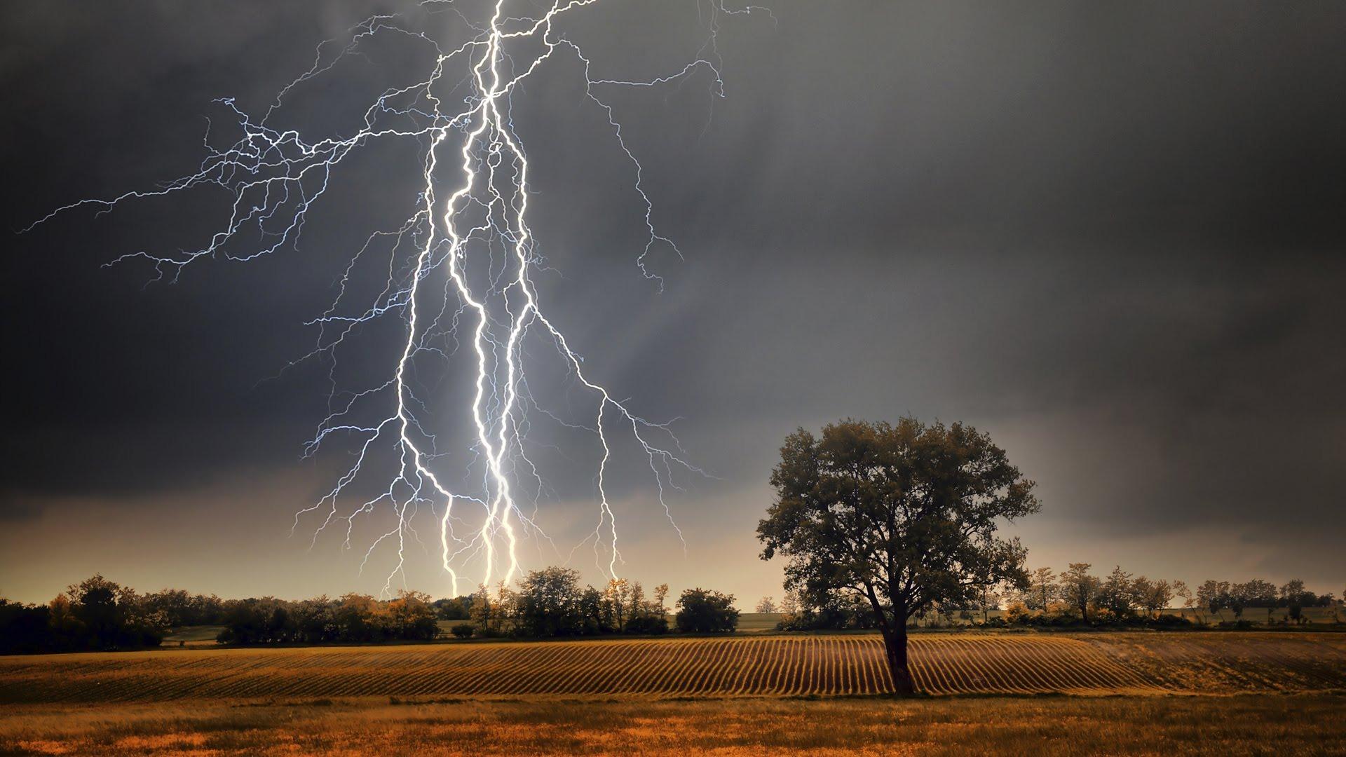 """ATENCIÓN: Alerta por """"tormentas fuertes"""" para el centro y este de La Pampa"""