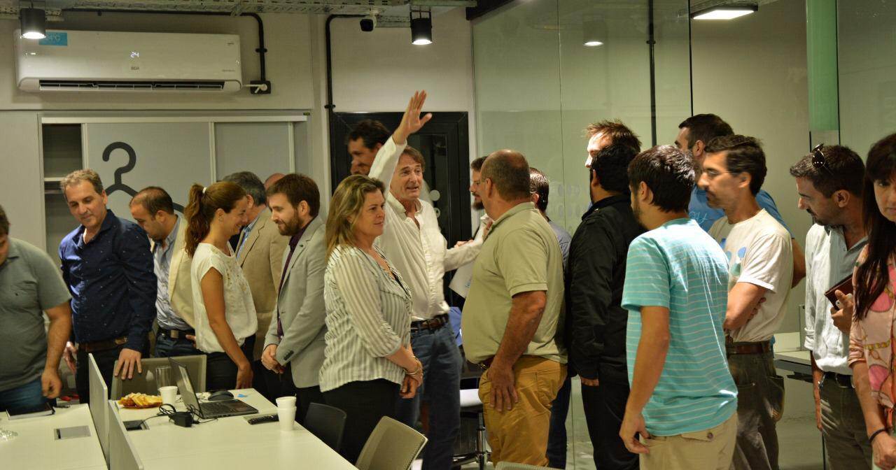 Se inauguró un importante espacio de coworking en General Pico