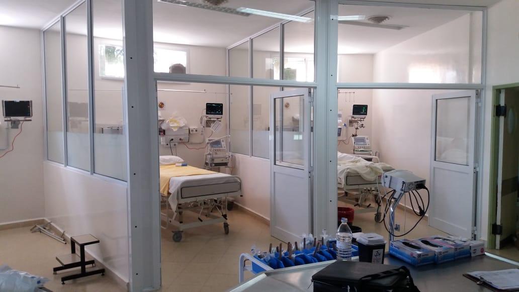 Coronavirus La Pampa: Falleció una mujer de Intendente Alvear que estaba internada en el Hospital Gobernador Centeno