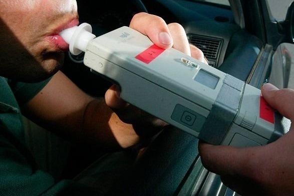 Controles vehiculares: Dos personas dieron positivo en las alcoholemias y se retuvieron dos vehículos