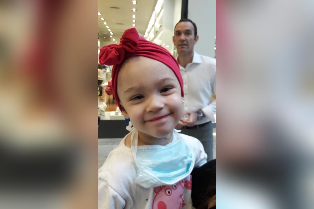 """El festival solidario """"Todos por Paulina"""", a beneficio de la niña que debe operarse en España de un cáncer que no se trata en el país, fue un gran éxito"""