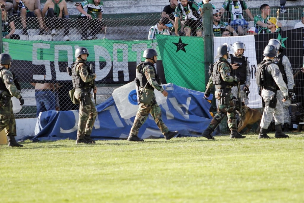 El fútbol y una tarde violenta: Disparos, corridas y heridos en General Pico, una batalla campal en Santa Rosa