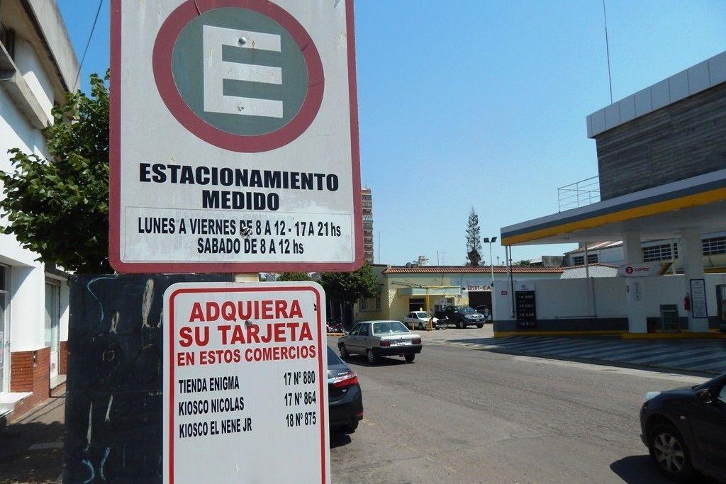Atención: a partir del lunes comienza a regir nuevamente el Estacionamiento Medido en General Pico