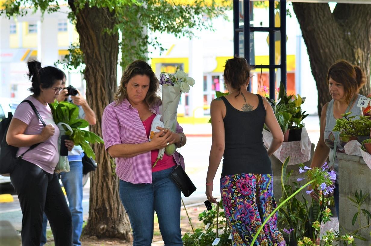 Este sábado podría retornar la Feria Hortícola de la calle 19