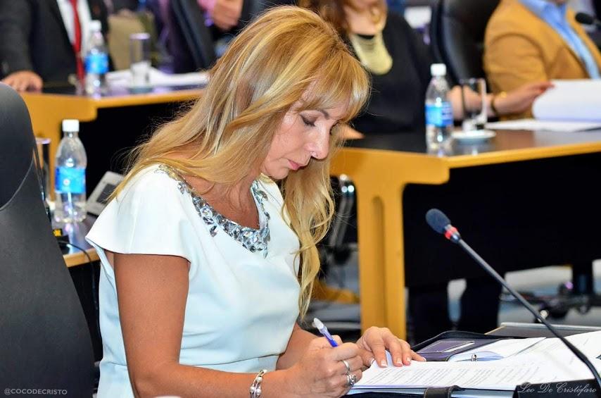"""Bono Navideño: """"Los más vulnerables cobraron menos que el año pasado"""", señaló la Diputada Fonseca"""
