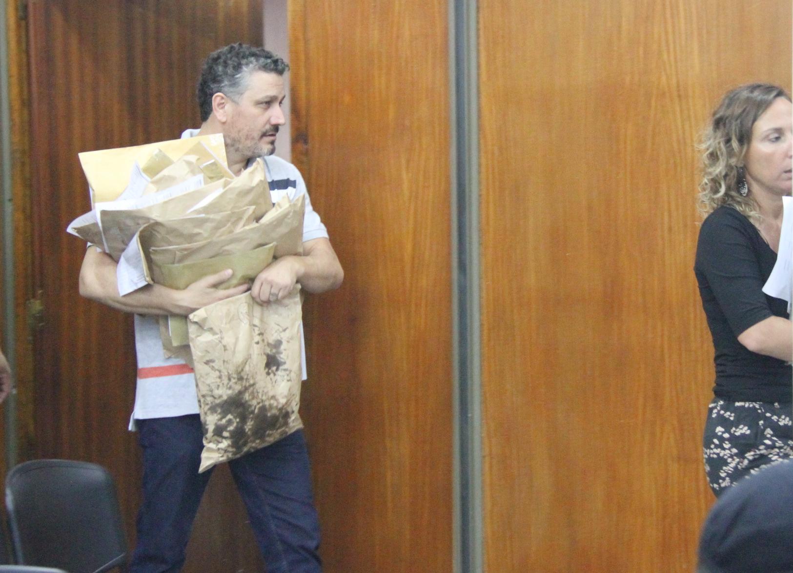 Parte de la prueba del doble homicidio en Rancul terminó en el basurero de General Pico «por error»