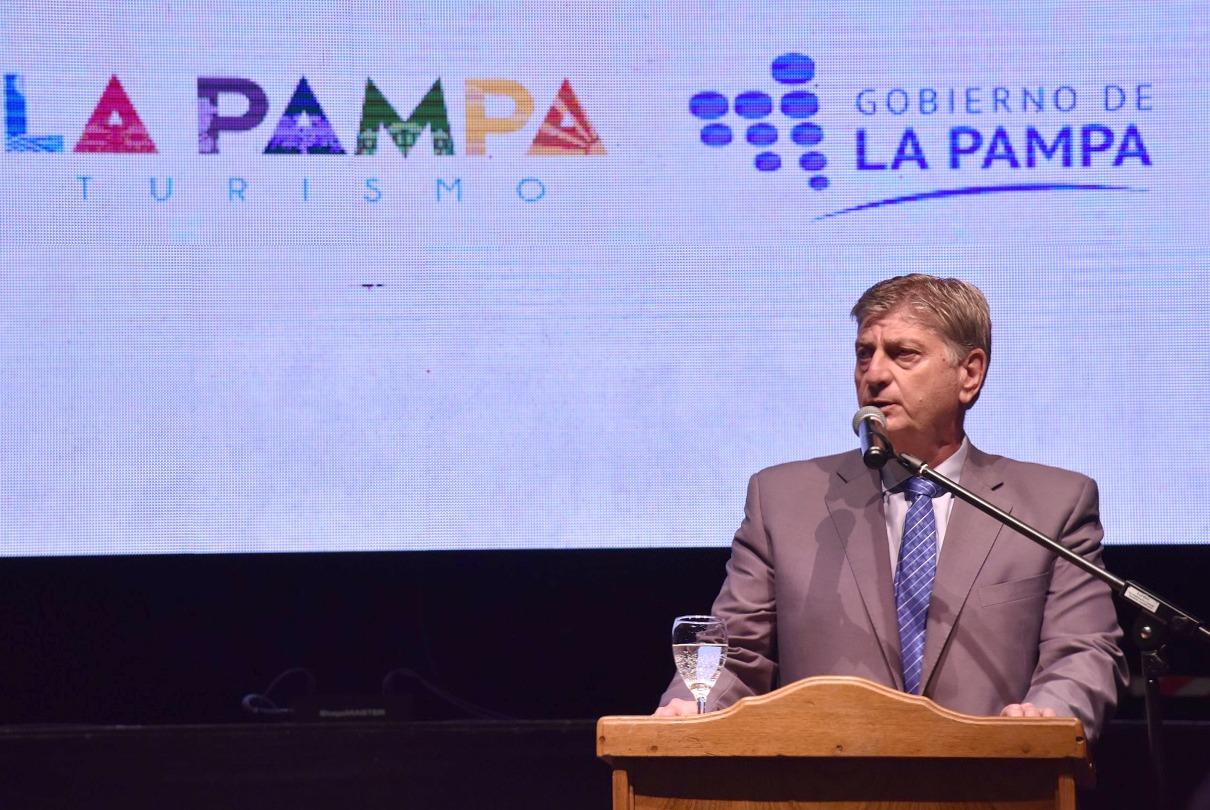 [VIDEO] El gobernador de La Pampa brindó un informe sobre la situación provincial y el trabajo para contener la pandemia del coronavirus