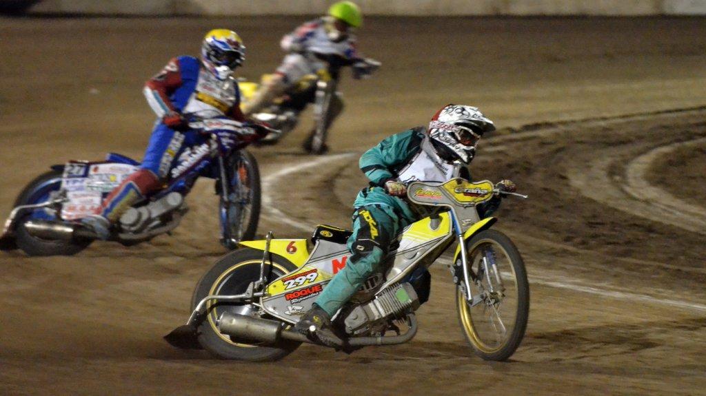 Ya se palpita el Speedway Internacional en Colonia Barón