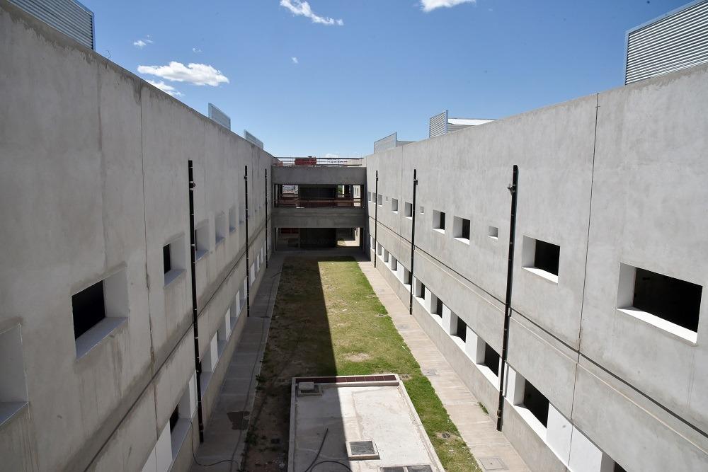 Hospital de alta complejidad en Santa Rosa: Se estima que para el mes de octubre estaría concluída la obra