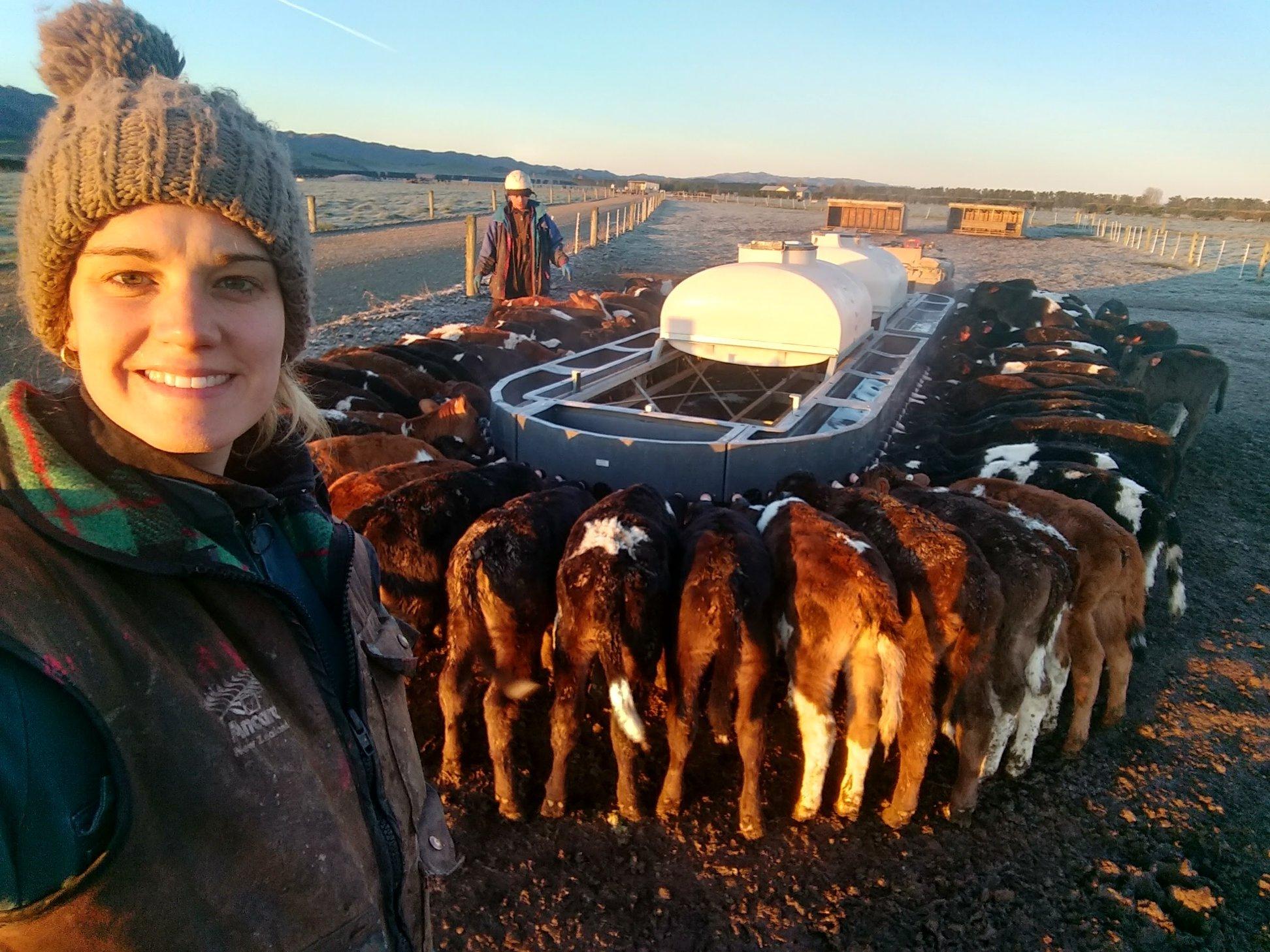 """Joven graduada de la Universidad de La Pampa contó cómo es su trabajo en Australia: """"Siempre hay algo nuevo por descubrir"""""""