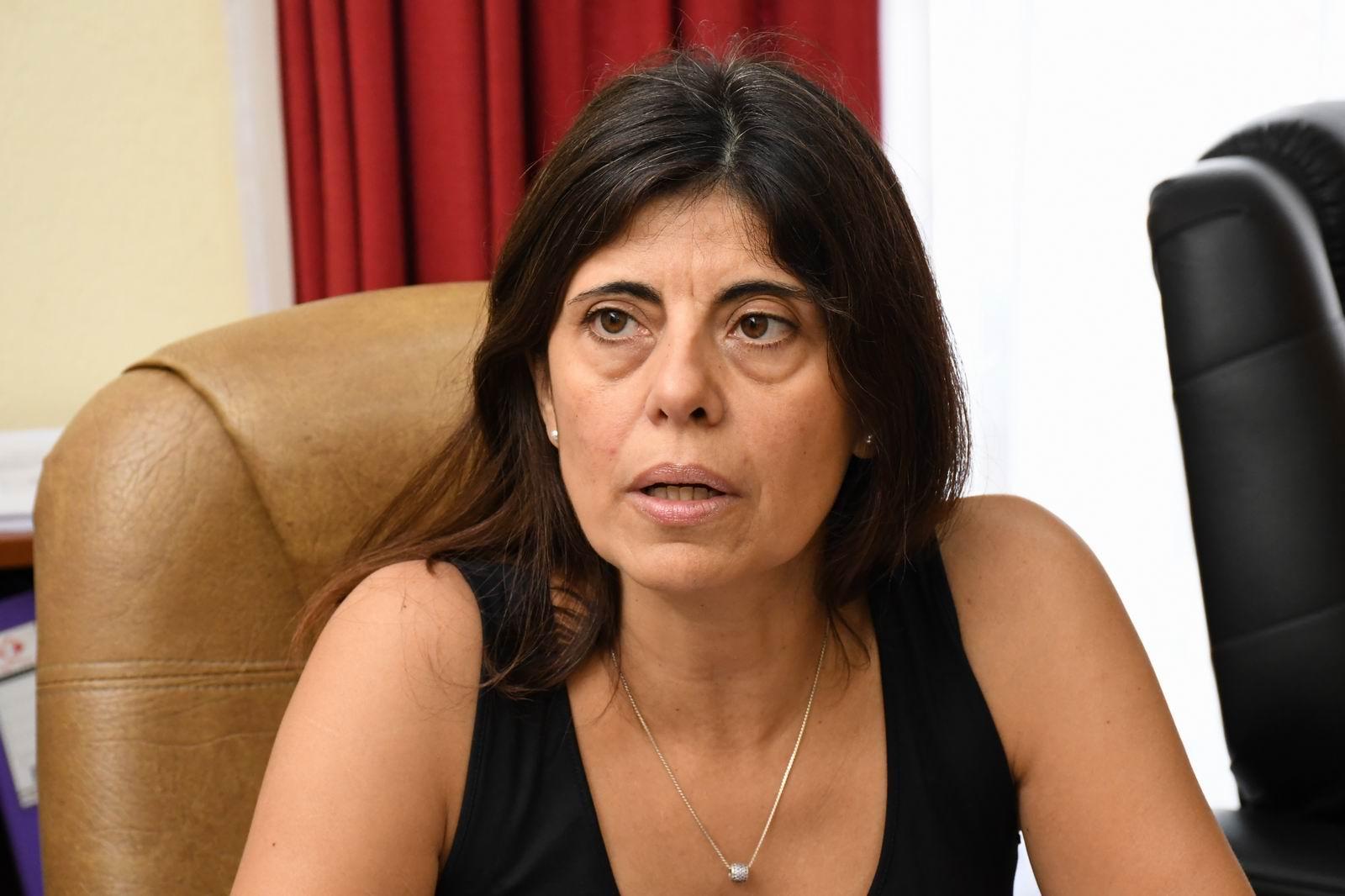 """Coronavirus en La Pampa: """"el del sábado fue un caso más"""", dijo Ana Bertone"""