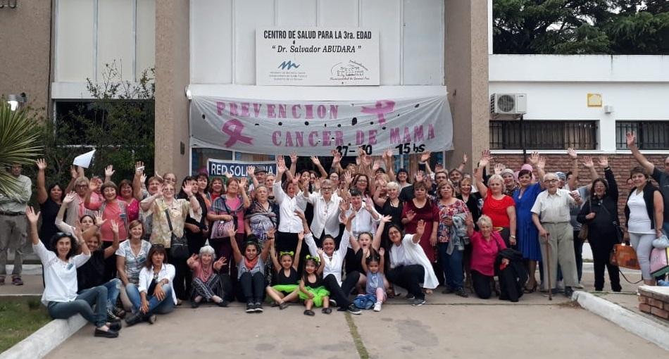 Balance positivo de las actividades que se desarrollaron en los Centros de Salud barriales de General Pico
