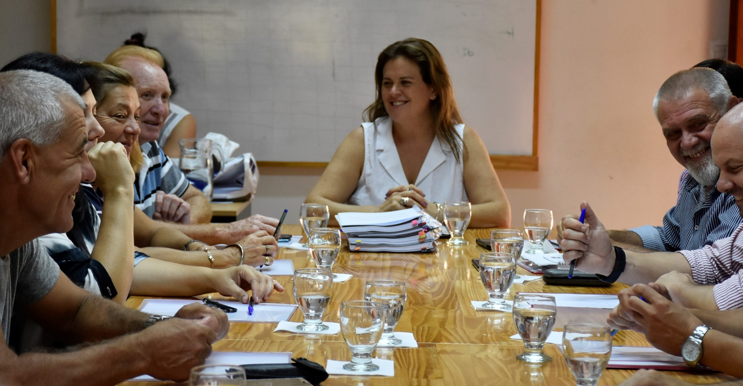La intendenta de General Pico, Fernanda Alonso, presidirá la Microregión II