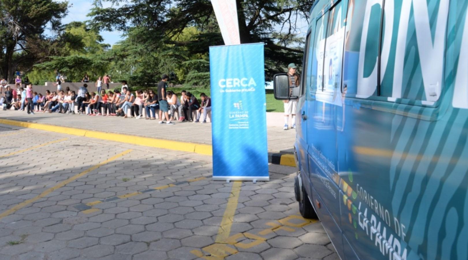 """Arrancó el programa """"Cerca"""" 2020 en Intendente Alvear"""