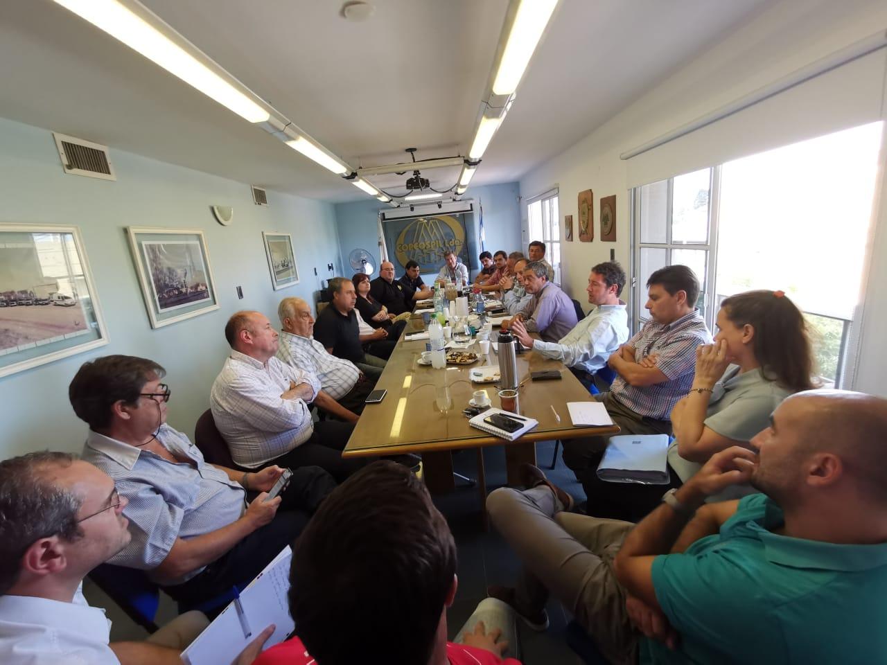 Las cooperativas en La Pampa analizan el cambio de matriz eléctrica y el tarifario