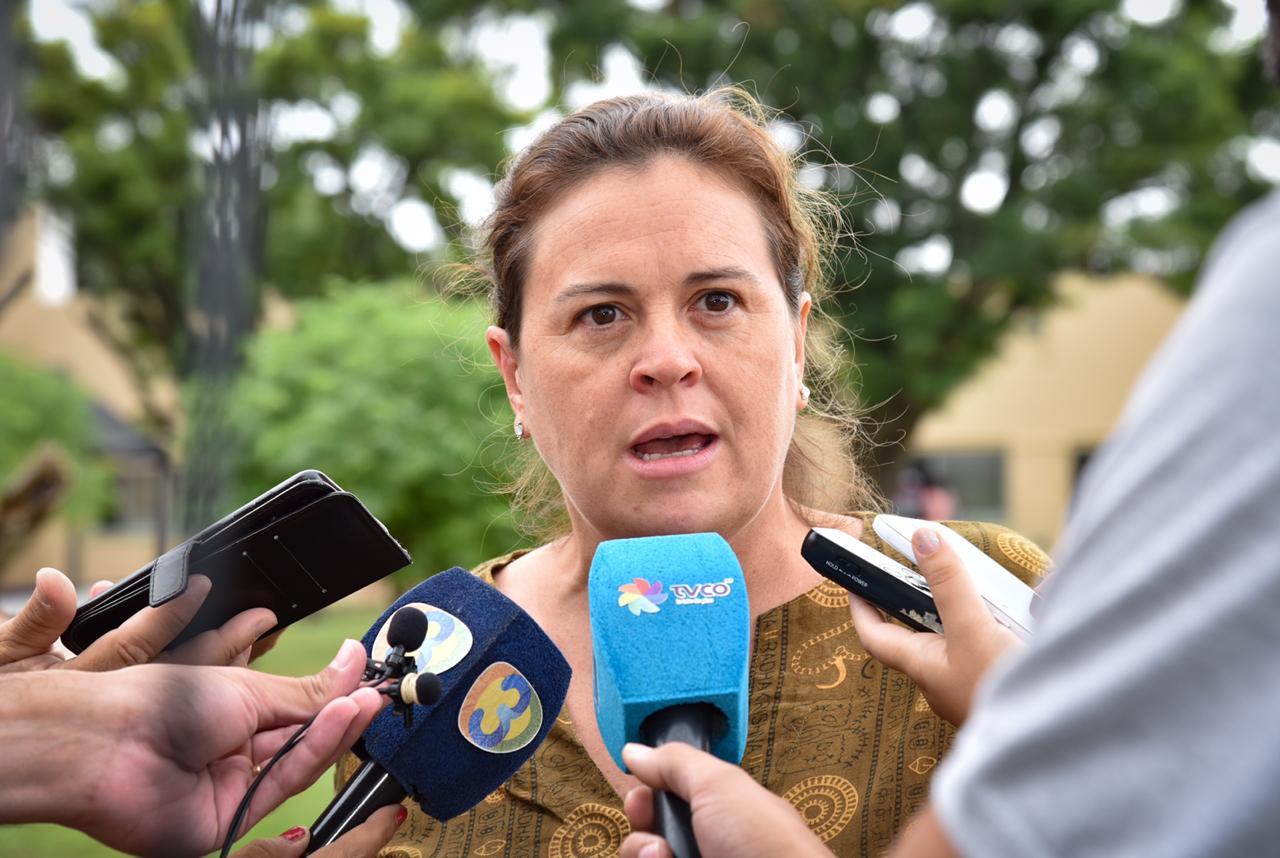 Fernanda Alonso permanecerá en cuarentena por su reciente viaje a Chile