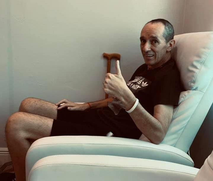 El traumatólogo pampeano Guido Pittana evoluciona favorablemente al tratamiento que recibe en Estados Unidos