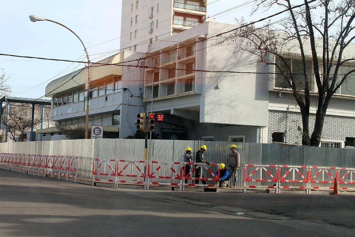 Por 3 días cortaran la calle 11 entre 26 y 28 por una obra eléctrica