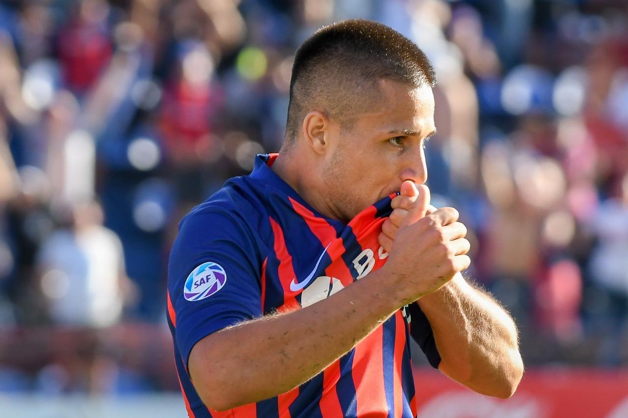 """El piquense Julián Palacios palpita el arranque de la Liga Profesional: """"No me siento titular, hay que ganarse el lugar entrenando"""""""
