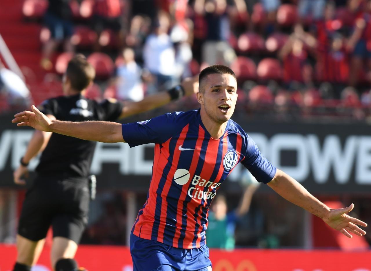 Hoy se cumplen seis meses del debut en Primera del piquense Julián Palacios: Uno de los grandes proyectos de San Lorenzo