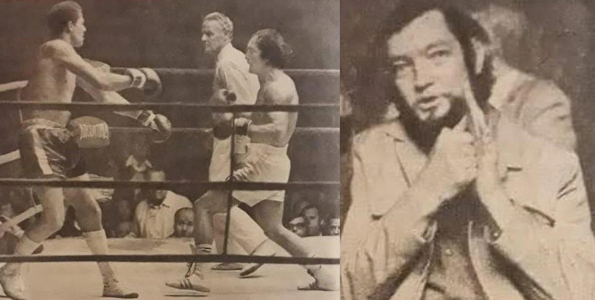 ¡Un relato fascinante!: La mágica columna escrita por Cortázar hace 47 años que ayudó a un boxeador pampeano a ser campeón mundial