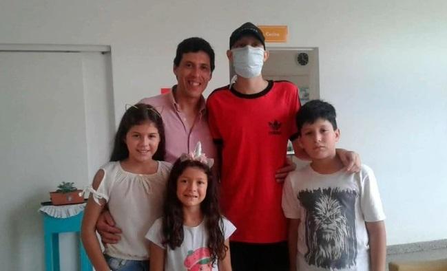 Salta: Su hijo tiene leucemia y pide ayuda para que pueda recibir un tratamiento especial en Estados Unidos