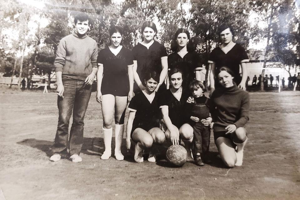 Emilce Trucco, la vida de la militante pampeana que une a la memoria con el fútbol