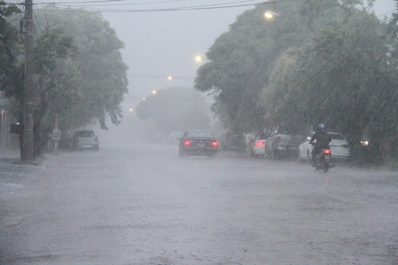 Mirá cuánto llovió en General Pico y la zona