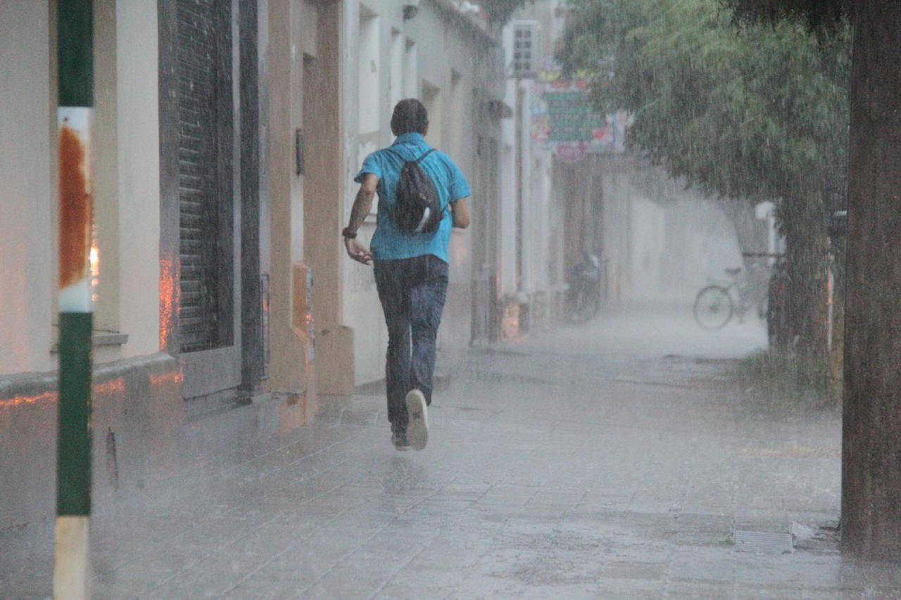 Nuevo alerta meteorológico por precipitaciones intensas para el noreste de La Pampa