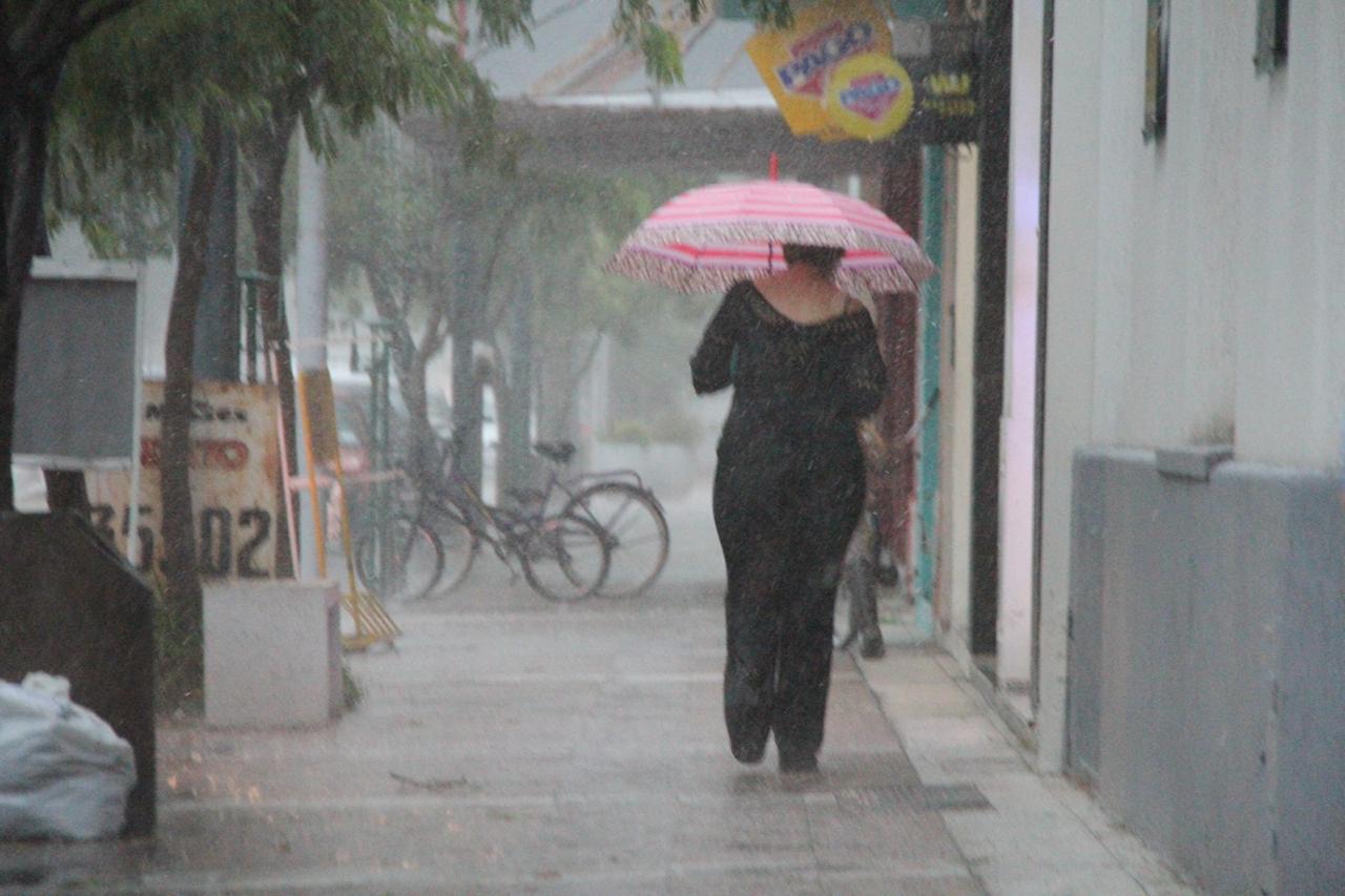 Datos de lluvia: en General Pico cayeron 38 milímetros