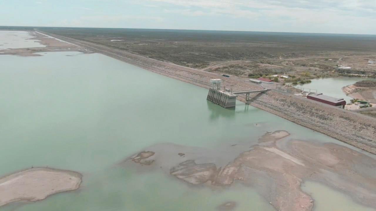Crisis hídrica | El río Colorado se encuentra con el menor caudal de agua de su historia y agudiza la situación del lago Casa de Piedra