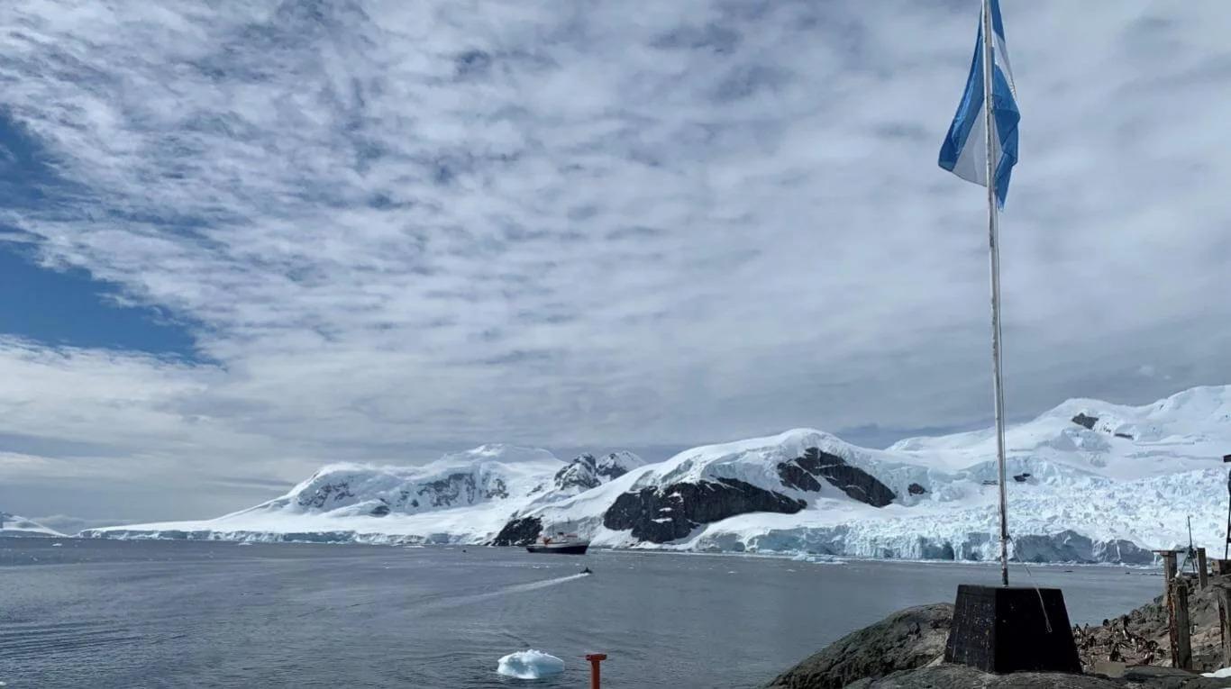 Récord en la Antártida: con 18,3 grados, se vivió el día más caluroso desde 1961