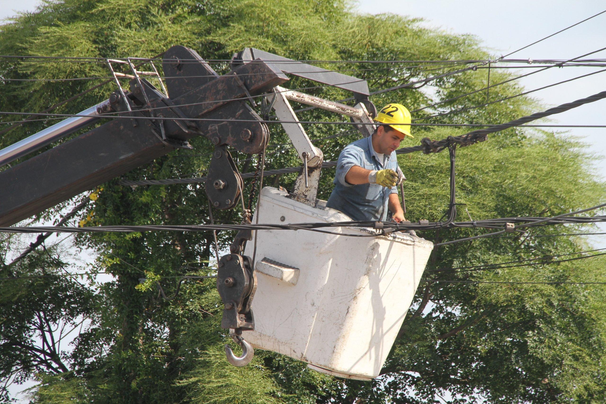 Dos sectores de General Pico mañana sufrirán un corte parcial de energía