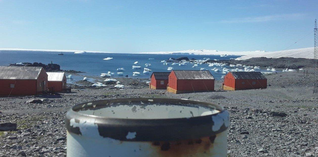 Por primera vez en la historia una medición registró más de 20 grados en la Antártida