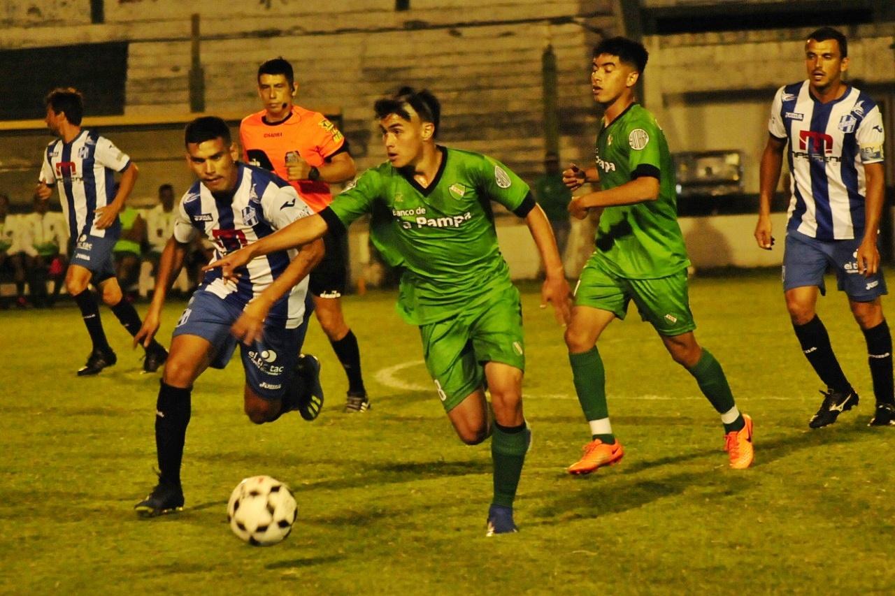Liga Pampeana: Debut ganador para Costa, Rácing y Alvear FBC