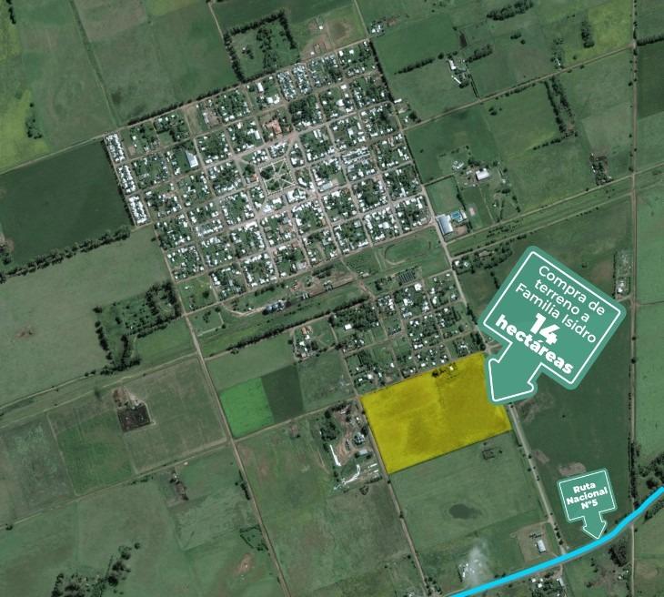 El municipio de Lonquimay compró 14 hectáreas para hacer nuevas casas