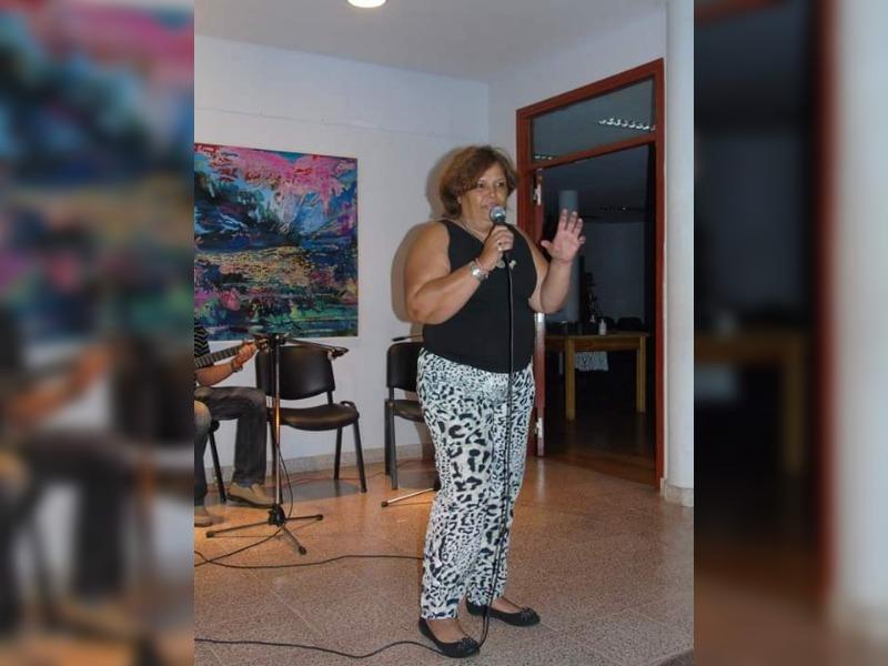 Susana Marsiglio dictará un taller de narración en la Biblioteca de Intendente Alvear
