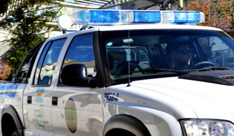 Menor de edad a bordo de una camioneta, huyó de la policía haciendo maniobras peligrosas y en contramano