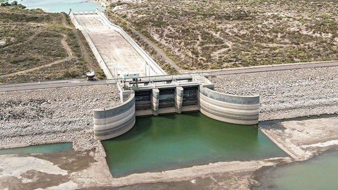 Casa de Piedra: El lago registró una mínima histórica y peligra la generación