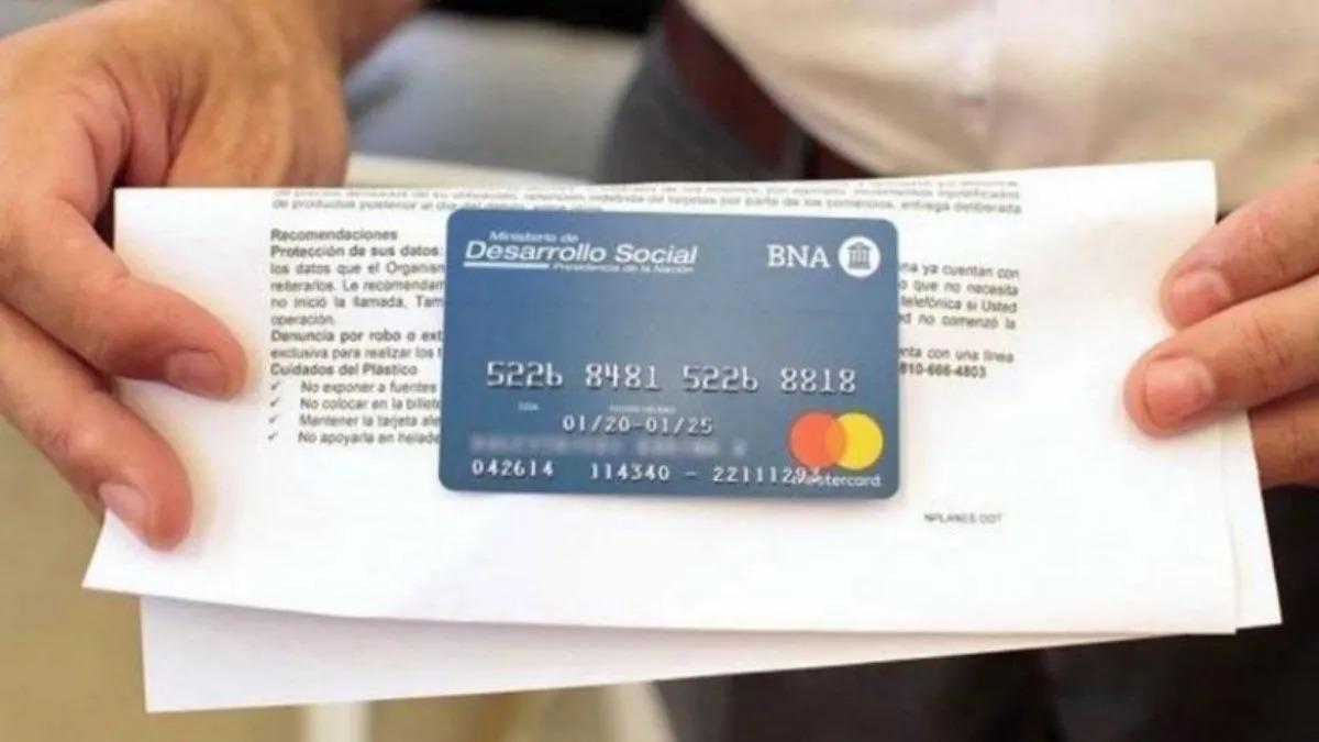 """El intendente de Uriburu lanzó el """"Compre Uriburense"""" y agregó $ 1.000 pesos más para los beneficiarios de la Tarjeta Alimentar"""