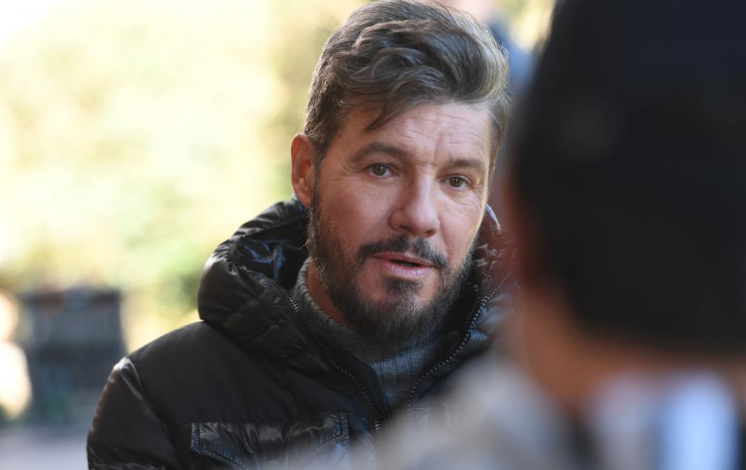 Marcelo Tinelli construirá pozos de agua para los wichis en Salta