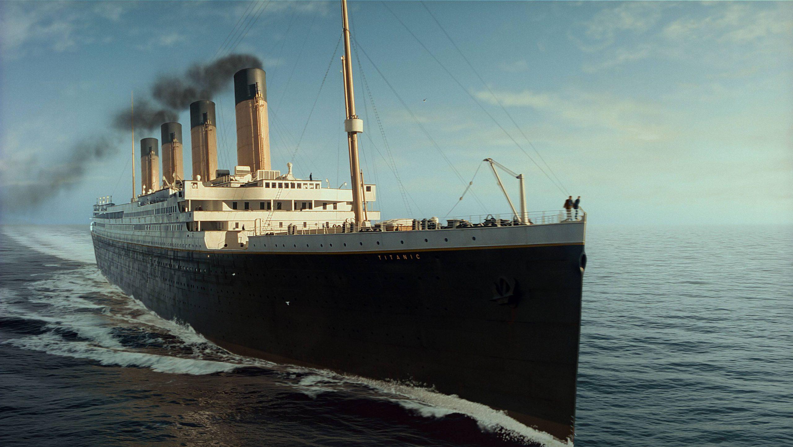 El Titanic fue golpeado por un submarino y Estados Unidos mantuvo en secreto la información