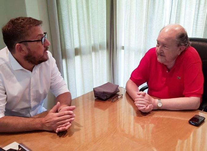 """""""Estamos preocupados"""", dijo Verna en relación a Portezuelo del Viento"""