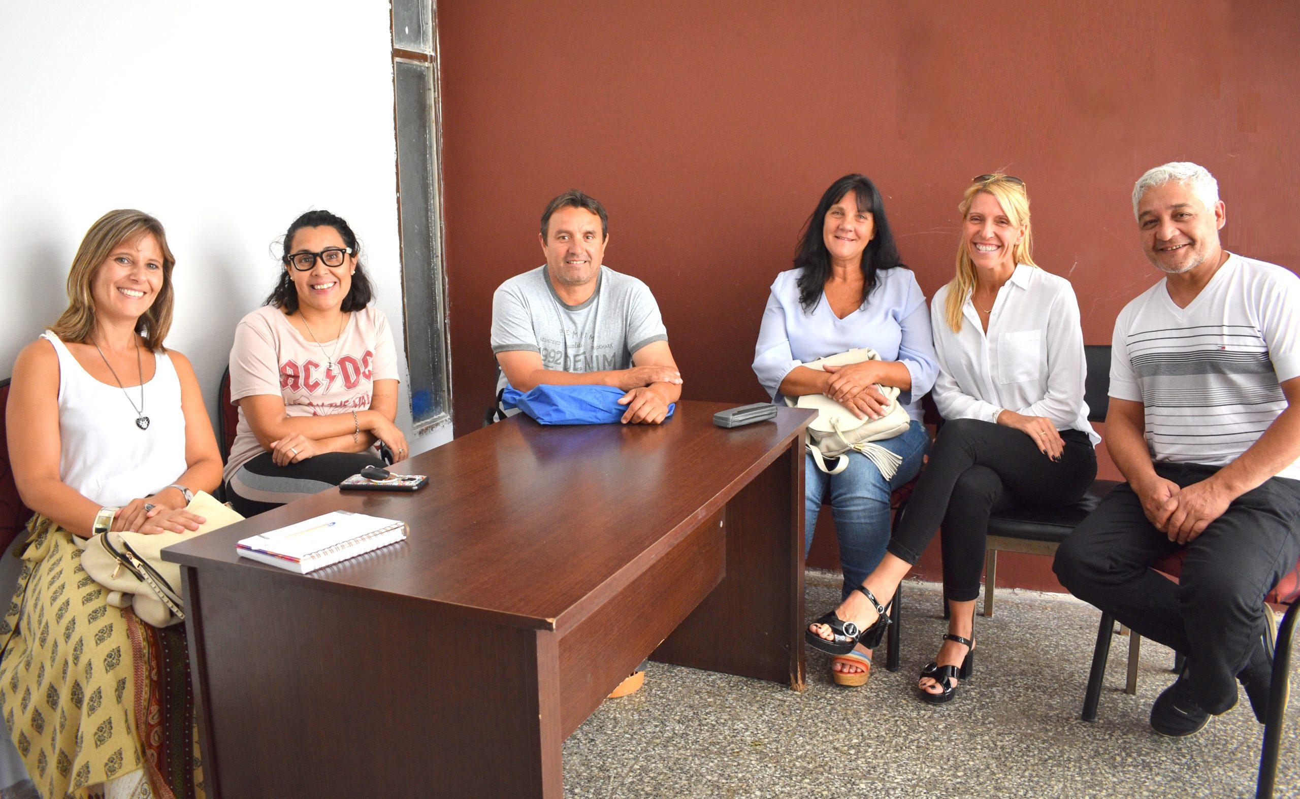 Afiliados al Sindicato de Obreros y Empleados Municipales podrán terminar la primaria y el secundario