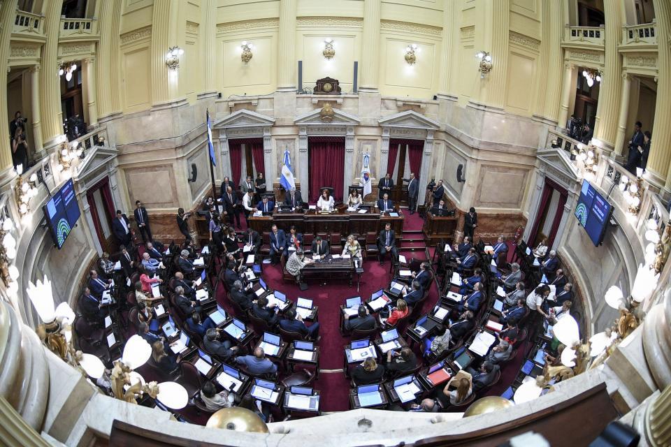 El Senado aprobó los cambios a las jubilaciones de privilegio