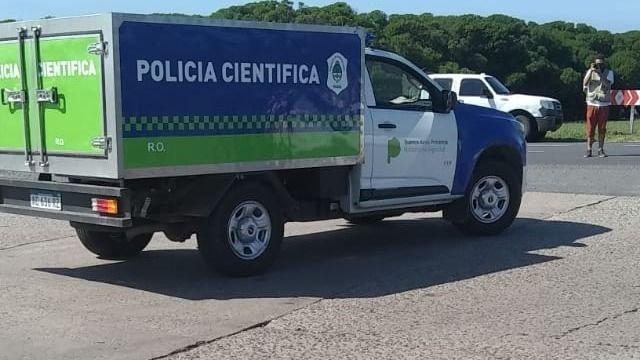 Encontraron el cuerpo de Claudia Repetto en Acantilados