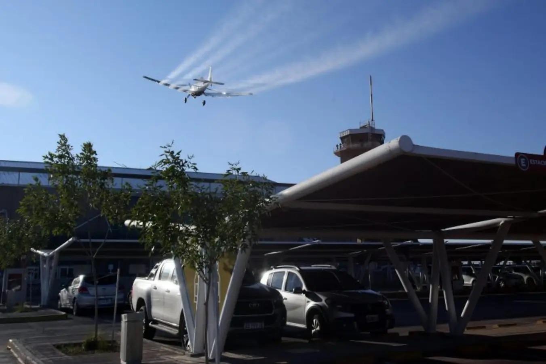 Mendoza: La primera ciudad argentina en implementar vuelos de desinfección