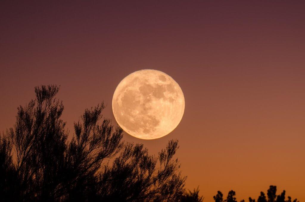 Una cita con el cielo: este lunes 9 marzo habrá 'Superluna'