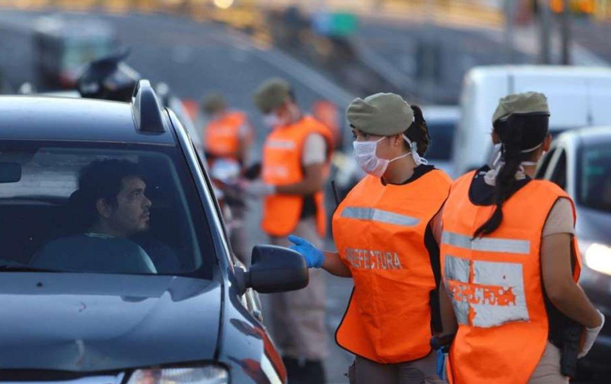 Mendoza: violaron la cuarentena y ahora deberán trabajar gratis para el Estado