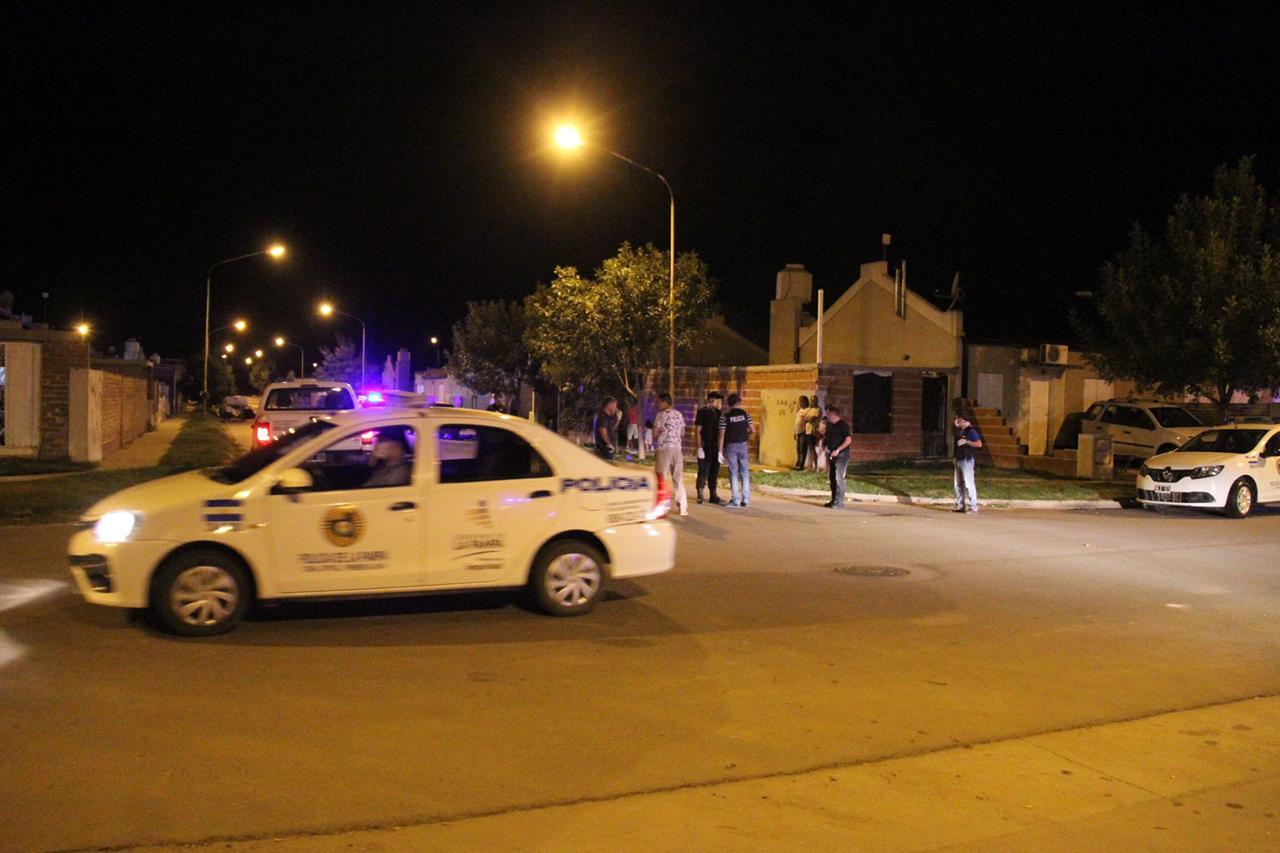 Hoy hubo 61 demorados en la zona norte de La Pampa por violar la cuarentena obligatoria